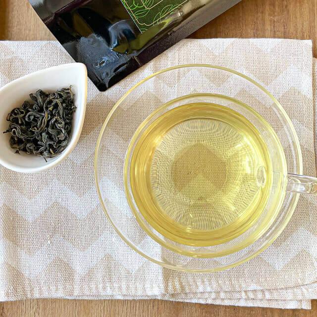 石山製茶工場「釜炒り茶」