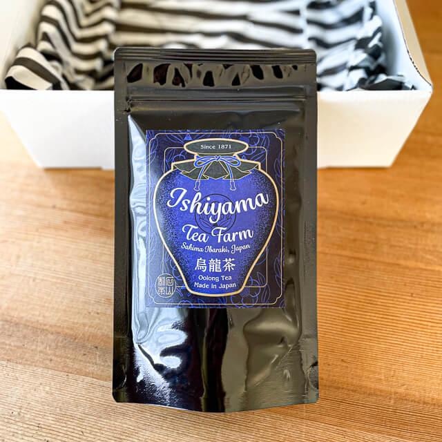 石山製茶工場「烏龍茶」
